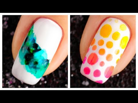 Simple and Cute Nail Art Design 2019 Compilation   New Nails Art Ideas Compilation #25 thumbnail