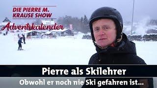 Türchen Nr. 20 – Pierre als Skilehrer