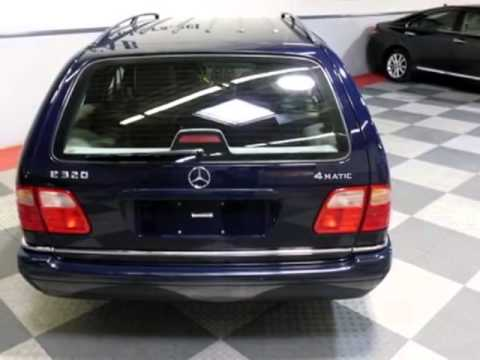 1999 mercedes benz e class e320 4matic wagon for 1999 mercedes benz e320 4matic