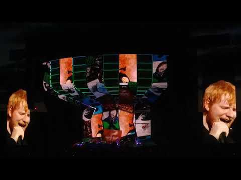 Ed Sheeran - Kiss Me + Give Me Love [Prague 07.07.2019]