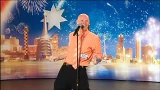 Mr Pete - My Way - Australia's Got Talent 2012 audition 5 [FULL]