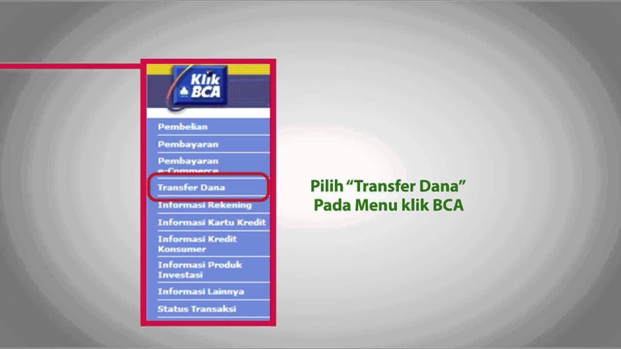 Cara Pembayaran MNC Play via Internet Banking BCA - YouTube