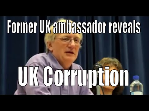 UK Government Corruption revealed [subtitled]