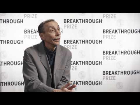 Svante Paabo: 2017 Breakthrough Prize Laureate Interviews