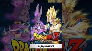 Dragon Ball Z: Battle of Gods - Uncut (English Subbed)