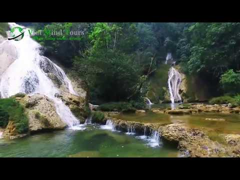 Discover Ban Ba Waterfall in Vietnam