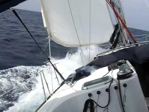 Yacht Trip, Segeltourn MALLORCA IBIZA 2008 super  rejs jachtem na Ibize