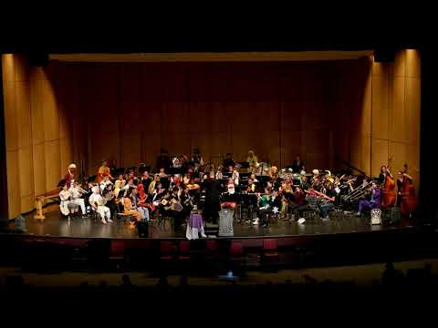 Pioneer Symphony Band 2017-10-19