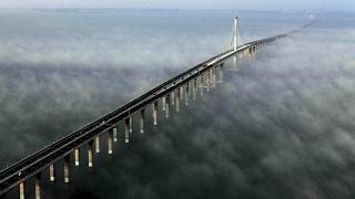 World's top 10 longest bridges 2017 - 150km+ long