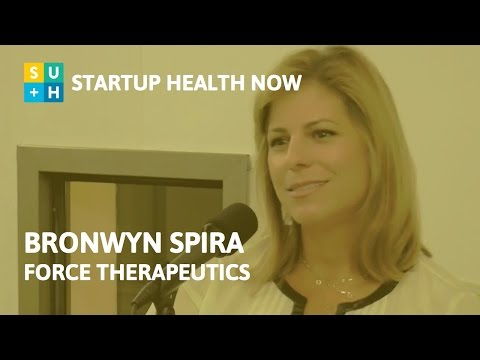 "The ""Aha Moment"" of a Doctorpreneur - Bronwyn Spira, FORCE Therapeutics: NOW #24"