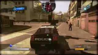 Driver: San Francisco | Free Roam Maserati GranTurismo S & Cop Chase Gameplay [Xbox 360 | PS3] [HD]