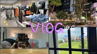 싱가포르 호텔리어 일상ㅣSIN Vlog ㅣ오차드에서 첫…