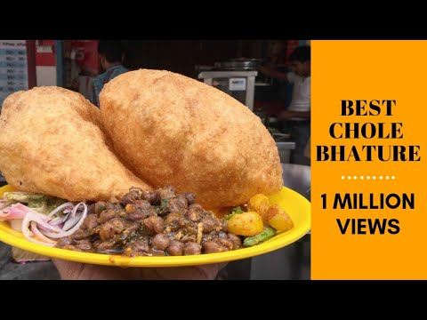 Best Chole Bhature in East Delhi | Must Try Paneer Chole Bhature, Chole Chaawal