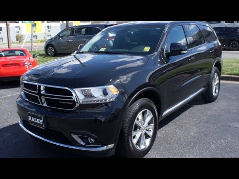 2015 Dodge Durango Limited Walkaround, Start up, Tour and Overview