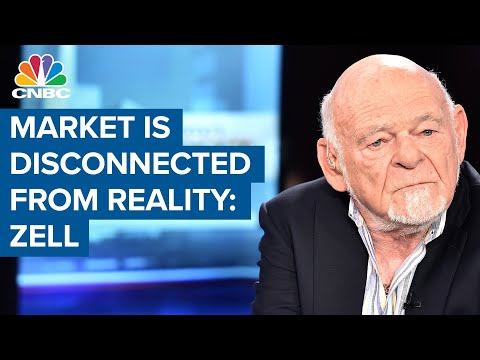 Stock market is disconnected from reality: Billionaire investor Sam Zell