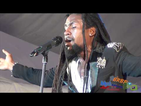 Jah Cure LIVE - ALL OF ME @ World Creole Music Festival 2014 Friday