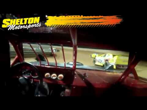 Hunter Shelton - #55 Sportsman - Virginia Motor Speedway - May 4, 2013 In-Car Camera