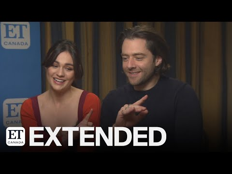 Sophie Skelton, Richard Rankin Apologize For 'Droughtlander', Tease 'Outlander' Season 5 | EXTENDED