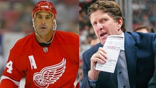Any Validity To Chris Chelios' Comments About Mike Babcock?
