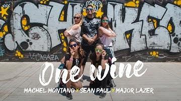 One Wine | Machel Montano & Sean Paul ft. Major Lazer | JRixio Official Choreography