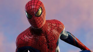 The Amazing Spider-Man Suit in Spider-Man PS5 (4K)