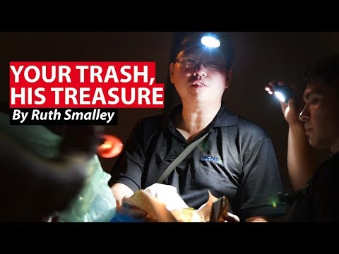 Your Trash, His Treasure | CNA Insider