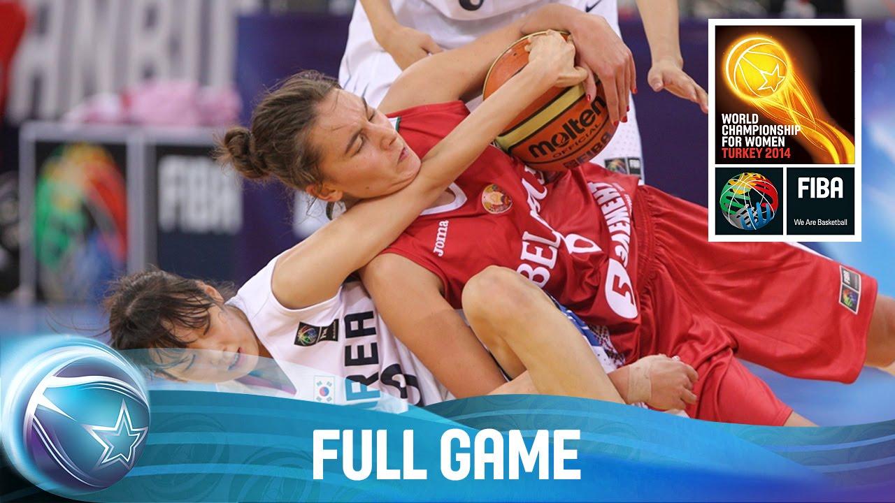 Belarus v Cuba - Game Highlights - Group C