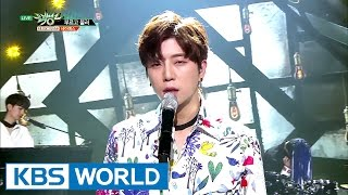 SAY YES - I miss you! (부르고 불러) [Music Bank / 2017.05.12]