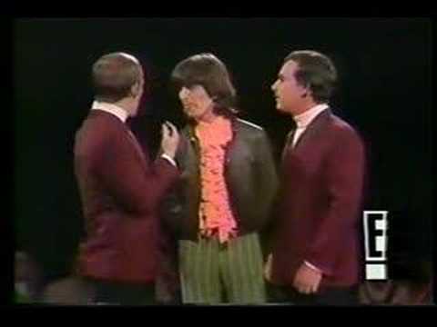 George Harrison  Smothers Brothers TV Appearance 1968