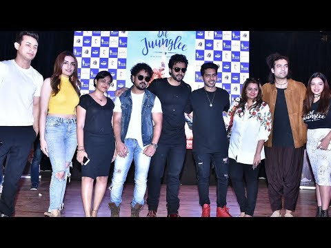 Dil Junglee Movie Music Concert At National College | Jackky Bhagnani, Armaan Malik
