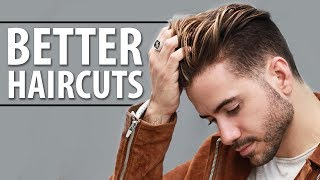 How To Keep Your Haircut Fresh For Longer | Men