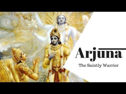 Siapakah Sesungguhnya Arjuna? Salah Kaprah Tentang Ksatria Arjuna - Hindu Menjawab