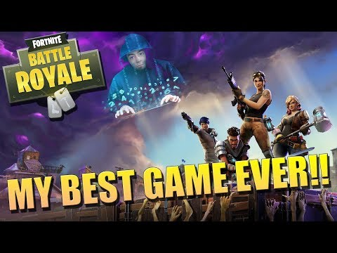 MY CLOSEST/BEST GAME YET! INSANE!! ( Fortnite : Battle Royal Gameplay )