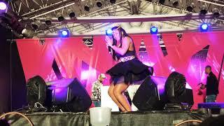 Simmy Ngiyesaba Performance at Rosefest 2019