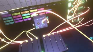 Subsurge on SoundStage VR (Virtual Reality Music Production Software) [HTC VIVE]
