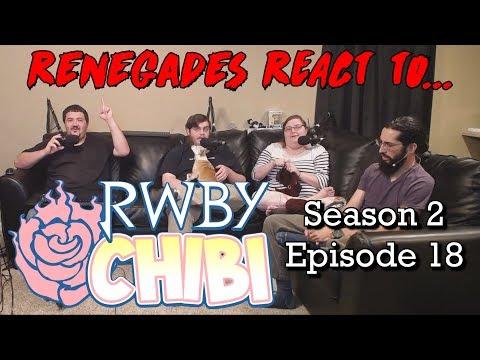 Renegades React to... RWBY Chibi - Season 2, Episode 18 - The Fixer