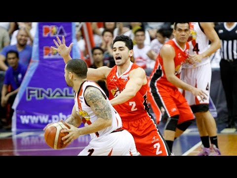 FINALS G4: ALASKA VS. SAN MIGUEL - Q1 | Philippine Cup 2015-2016