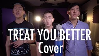 Shawn Mendes - Treat You Better (Cover by Jason Chen x JRodTwins)