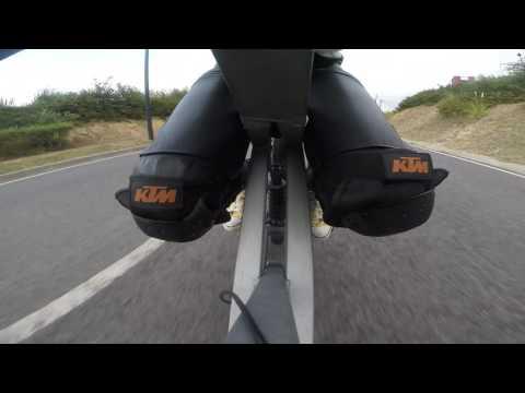 Gravity Bike 2016: Campeonato de España - Goitiberas Erandio - On Board Javier Cabana