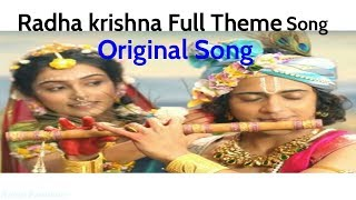 Radha krishna Full Theme Song | radha krishna title song