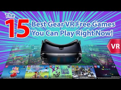 The 15 Best Gear VR Free Games You Can Play Right Now