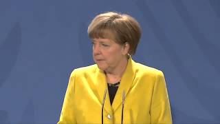 Ципрас и Меркель