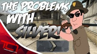 The PROBLEM With Silver - CS:GO