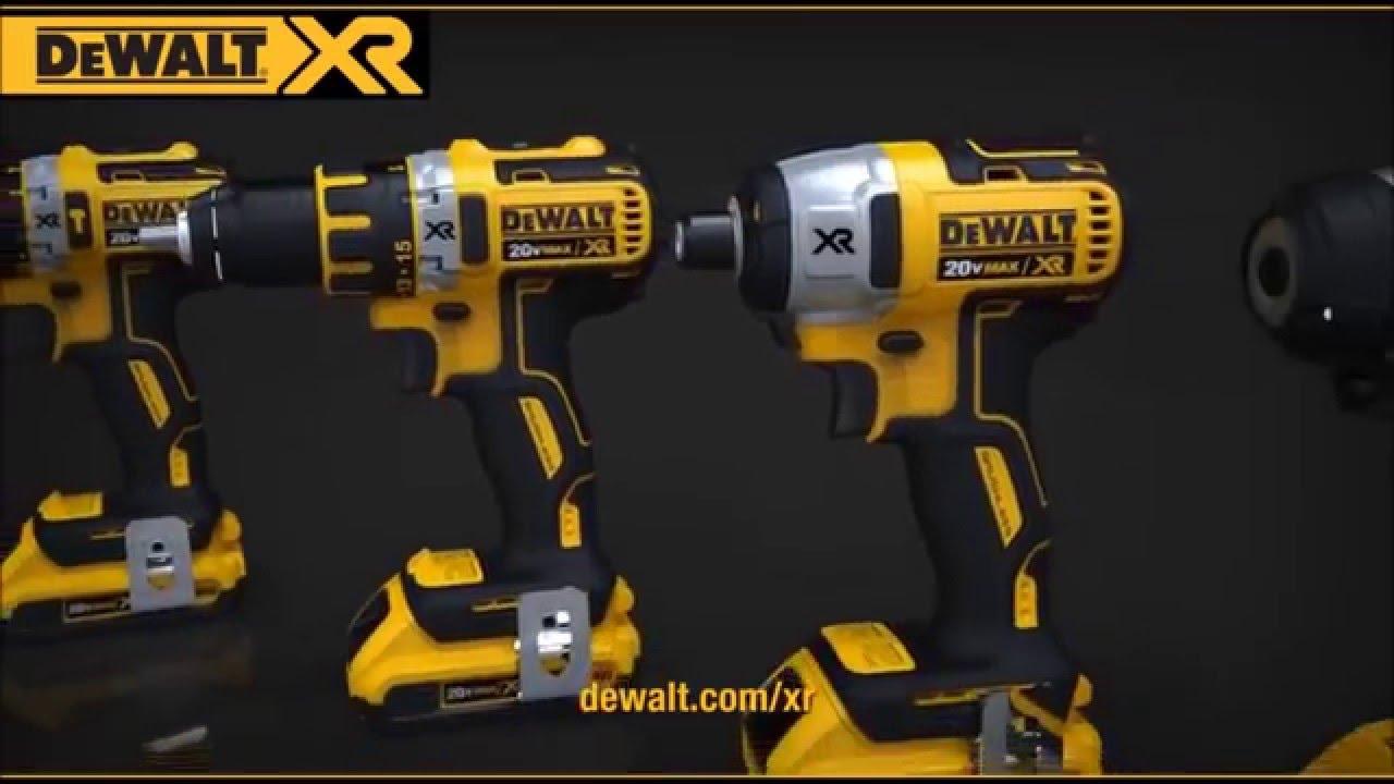 Kända DeWALT DCD790M2 Drill Drivers from Power Tools UK - YouTube JN-41