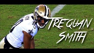 Tre'Quan Smith Preseason 2018 ᴴᴰ | All Receptions PS Wk 1-3