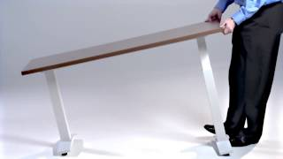 Ki Workup Adjustable Table Demo - All Adjustment Styles