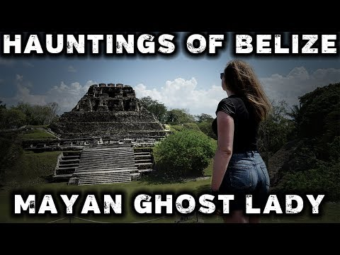 Xunantunich: Haunted Mayan