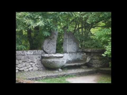 Kids' Web Travel Guide #1: Bomarzo (Italy)