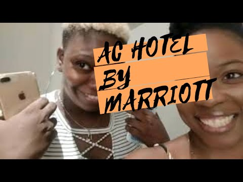 AC HOTEL BY MARRIOTT|| THE NEW HOTSPOT IN KINGSTON??