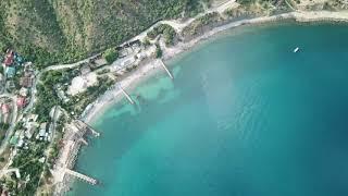 Крым Симеиз - Гора Кошка и Голубой залив